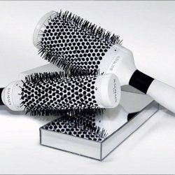 [Action Hair Boutique] BALMAIN PRODUCTS @ ACTION#balmainhaircouture Ceramic brushes, giving your hair a salon worthy blowdry. Ideal for #hairstyling , creating instant smoothness and