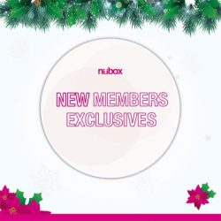 [Nübox] Sign up as nübox member to receive $40 cash voucher with purchase of selected Apple products!What's more!