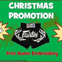 [MMA In Style] 3 more days to the end of our Christmas sale!! - #muaythai #bjj #nogi #boxing #mma #fight #fighter #gym #martialarts #singapore #