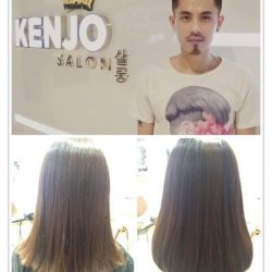 [Kenjo Salon] VOLUME REBONDING is one of our salon signature perm. Done by Director Taiwanese stylist River Ho .Volume Rebonding is easy
