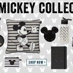 Typo: Exclusive Limited Edition Mickey Mouse Collection + Additional 30% OFF Sale Items Online!