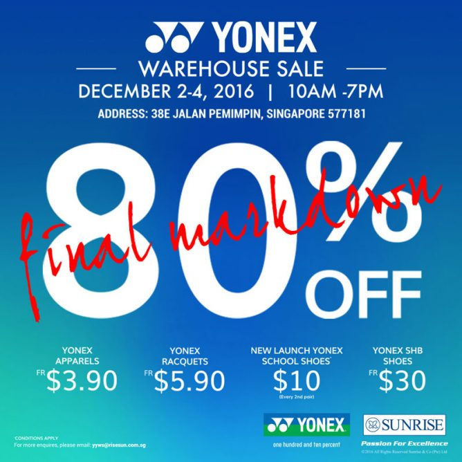 yonex-warehouse-sale-sunrise-december-2016
