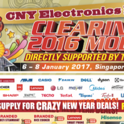 Singapore Expo: CNY Electronics Expo 2017