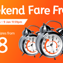 Jetstar: Weekend Fare Frenzy with All-in Sale Fares from $38 to Kuala Lumpur, Perth, Hong Kong, Phuket, Bangkok, Taipei & More!