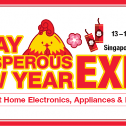 Singapore Expo: 3-Day Prosperous New Year Expo Fair by Megatex