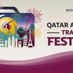 Qatar Airways: Travel Festival 2017 Up to 40% OFF + Additional 15% OFF for Visa Cards, Kids Fly FREE & More