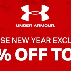 Under Armour Singapore: 4-Day Online Exclusive Sale with 20% OFF Tops