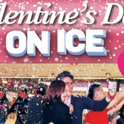 THE RINK: 1-for-1 Adult Admission Ticket on 10 and 11 Feb 2017