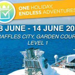 Royal Caribbean: Kids Cruise FREE, Seniors Special 50% OFF 2nd Guest & HSBC Credit Exclusive upgrade to Balcony for only $10!