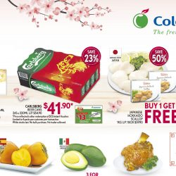 Cold Storage: 2-Day Sale - Buy 1 Get 1 FREE Hokkaido Scallop & Other Deals on New Moon New Zealand Abalones, Carlsberg & More!