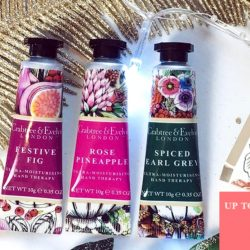 Crabtree & Evelyn: Enjoy 30% to 50% OFF Most Festive Items In Stores