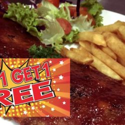 Empire State: Buy 1 Main Course Get 1 FREE for Seniors & Students on Weekdays