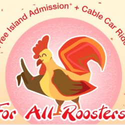 Sentosa: FREE Island Admission & Cable Car Ride for Those Born in the Year of Rooster