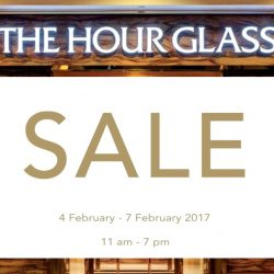 The Hour Glass: Special Timepiece Sale