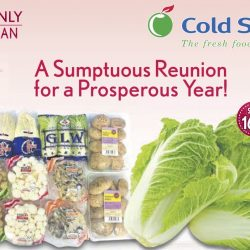 Cold Storage: 4-Day Sale on Your Festive Dinner Needs
