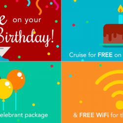Star Cruises: Cruise on Your Birthday for FREE!