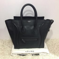 2f296fd11862  MADAM MILAN  Sneak Preview  FE Brand Model  Celine Mini Luggage Bag Price    2750 (RP  4350) Item Code  FE9014C FE23RP 1C Call 62352628