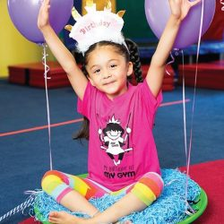 [My Gym Children's Fitness Singapore] We love celebrating birthdays @ My Gym because it's FUN and HASSLE-FREE :)                                                                                                            Call us now to book your party!