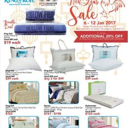 [Isetan] Icardmembers' Household Sale for you to welcome Spring at your house this Lunar New Year.Available at Isetan Scotts, L4