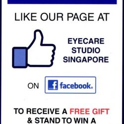 [Eyecare Studio Optometrist] Like our page & Share this post to win a pair of RayBan Sunglasses. Winners will be notified on 5th Feb.