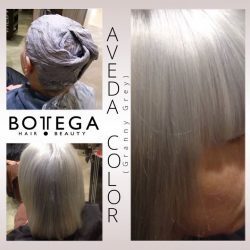 [BOTTEGA hair & beauty ] The Granny Hair Trend which has become popular last year is expected to continue making waves this year! If you'