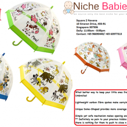 [Nichebabies] MAKE IT A SET!! AN ADORABLE SET FOR SURE!!:)BROLLY HAS BEEN SUPER HOT SELLING THESE DAYS!! Kids SIMPLY JUST