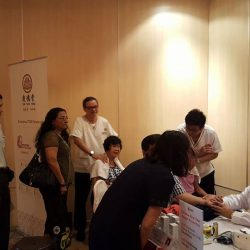 [Kin Teck Tong] Come down to Civil Service Club at Tessensohn Road for free physician consultation and a short massage!