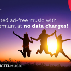 [Singtel] Choose your premium music account and enjoy ad-free music streaming at just $7.90/month! Subscribe now at http://