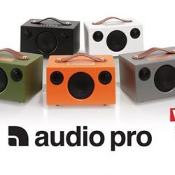 [Stereo] 5 out of 5 ain't bad! What Hi-Fi? voted Audio Pro's Addon T3 Best Wireless Speaker for