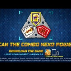 [The Brick Shop] LEGO NEXO KNIGHTS - The GatheringMerlok 2.0 sends an SOS to kids from all around the world! Their mission: