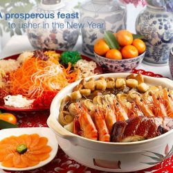 [Standard Chartered Bank] Eat, drink, and get together for a merry feast this festive season. From now till 12 February 2017, dine at