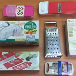 [Squeezed!] Enjoy up to 50% off vegetable graters & shredders at Kitchen+Ware The Star Vista! Prices starting from only $2.50