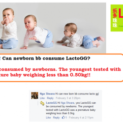 [Nichebabies] AMAZING TRUE DOCUMENTED FACTS!!~~The Scientific n Clinical Evidence Supporting LactoGG's Health Benefits~~** Reduces the side-effects of antibiotics **