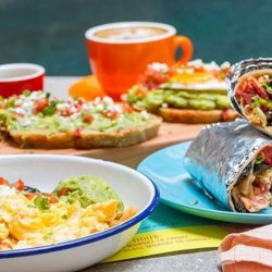 [Mex Out] Discover our new breakfast deal! Only $12.90++ for a breakfast dish & a coffee. Your choice of breakfast burrito, avocado