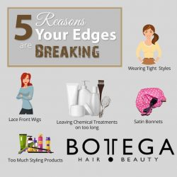 [BOTTEGA hair & beauty ] Women likes to try different hairstyle and hair color, while it's fun it also damages their tresses! But don'