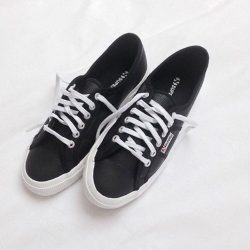 [Superga] NEW IN: Supple leather sneakers.Free 1-4 Days Delivery >> www.superga.com.sg