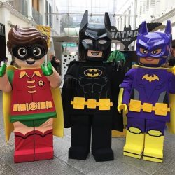 [LEGO] Join Batman's fighting crew at the LEGO Batman Escape Room to save the city from notorious villains from now