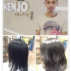 [Kenjo Salon] VOLUME SETTING PERM  is one of our signature perm. Done by Taiwanese Director Stylist River Ho ! Not only is the '