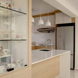 [3D INNOVATIONS DESIGN PTE LTD] Scandinavian design not only helps in making interiors feel more simple and spacious, but the task is achieved without relying