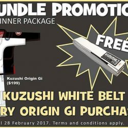 [MMA In Style] We're open today guys! Don't miss out on our promotion. Until 28 feb! - #muaythai #bjj #nogi #boxing #mma #