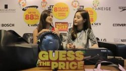 [Lazada Singapore] Here we are with Lydia Izzati and Reiee Kok playing Guess The Price for all our favourite deals during the
