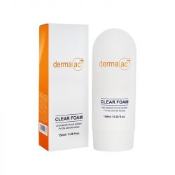 [VENUS BEAUTY] Derma AC+® Clear Foam 150ml RSP S$19.90 PROMO NOW S$16.90 cleanses away keratin and sebum thick