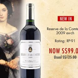 [The Oaks Cellars] NEW IN!Reserve de la Comtesse 2009 ex-chhttp://bit.ly/2jGXhd5#theOaksCellars #redwine #winelover #lifestyle #lovewine #sg #sgonlinesale #