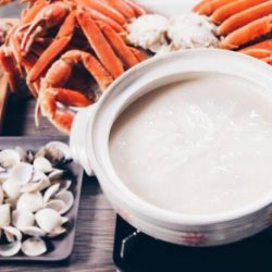[The Soup Spoon] Collagen Soup Stock   16 hours. 16 labourious, loving hours of simmering to extract the essence from our hormone-free chickens!