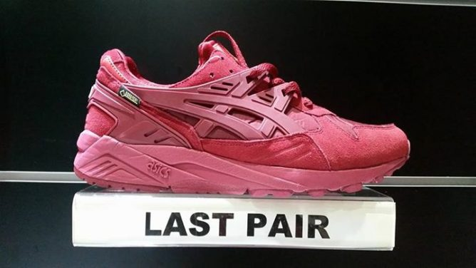 Limited Edt  Asics Gel-Kayano Trainer 92542d7cc1c69
