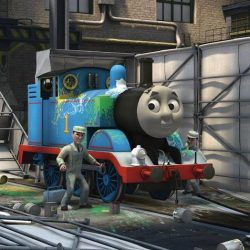 [Golden Village] Race with Thomas & Friends™ in this action-packed musical adventure - THOMAS & FRIENDS: THE GREAT RACE - with your kids for only $