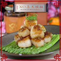 [Din Tai Fung] Dish out a reunion meal in a breeze with our latest recipe feature: XO Scallops with Asparagus. An fuss free