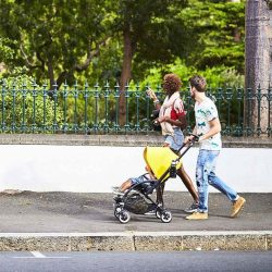[Mothercare] Perfect for parents who live life on the fly. Check out the Bugaboo Bee3 this Baby Fair, retailing at $1099 - $