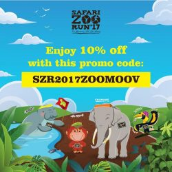 [Zoomoov] What better way to start off 2017, than with an exciting activity with the whole family!Enjoy 10% off Safari