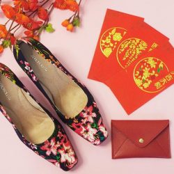 [Solemates] Just three more days till Lunar New Year! Have you gotten a pair of shoes to match your outfit? Head